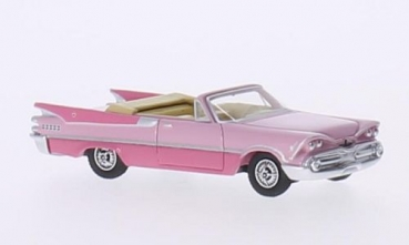 BoS 87060 Dodge Custom Royal Lancer Convertible, rosa/dunkelrosa