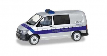 Herpa 095235 - VW T6 Bus 'Fraport / Airport Security'