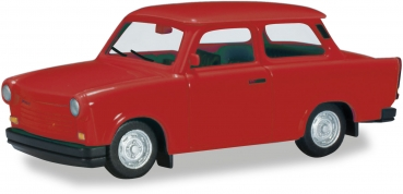 Herpa 027342-003 - Trabant 1.1 Limousine, indianred