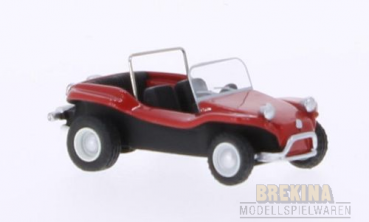 BoS 87045 Meyers Manx Dune Buggy, rot