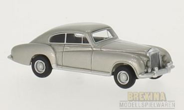BoS 87181 - Bentley R-Type Continental Franay, silber