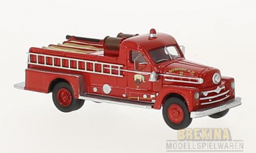 BoS 87505 - Seagrave 750 Fire Engine, rot