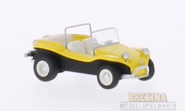 BoS 87046 Meyers Manx Dune Buggy, gelb