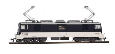 Bemo 1280355 - MOB GDe 4/4 6005 Universallok nachtblau/beige